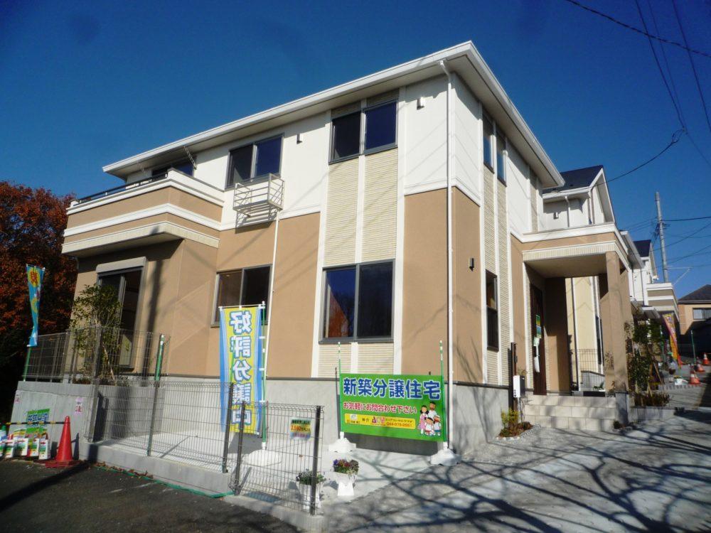 【成約済】宮前区平3丁目 新築戸建 全4棟 4号棟
