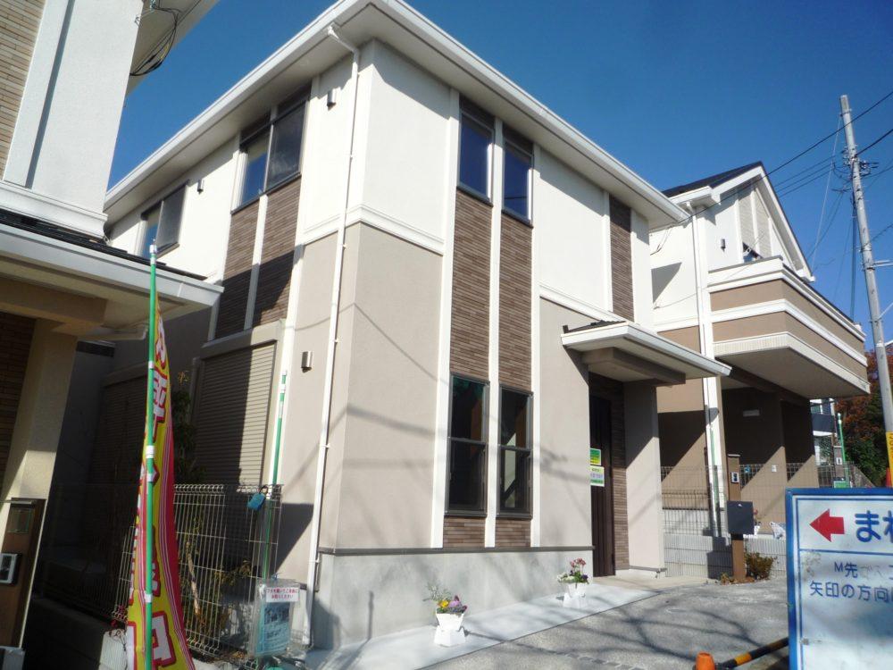 【成約済】宮前区平3丁目 新築戸建 全4棟 2号棟