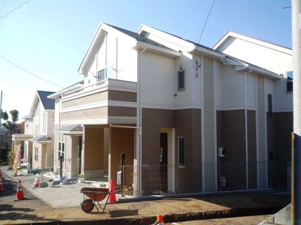 【成約済】宮前区平3丁目 新築戸建 全4棟 1号棟