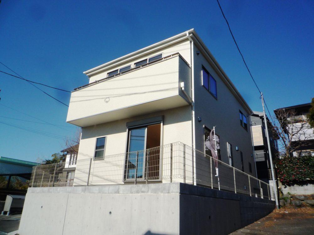 【成約済】川崎市宮前区初山1丁目 角地 新築戸建