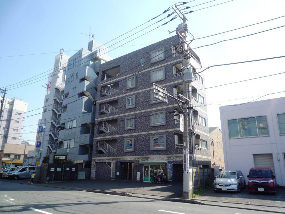【成約済】ドメス登戸弐番館 302号室