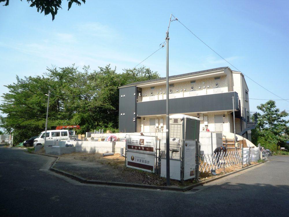 【成約済】川崎市多摩区枡形1丁目 新築戸建全2棟 B号棟