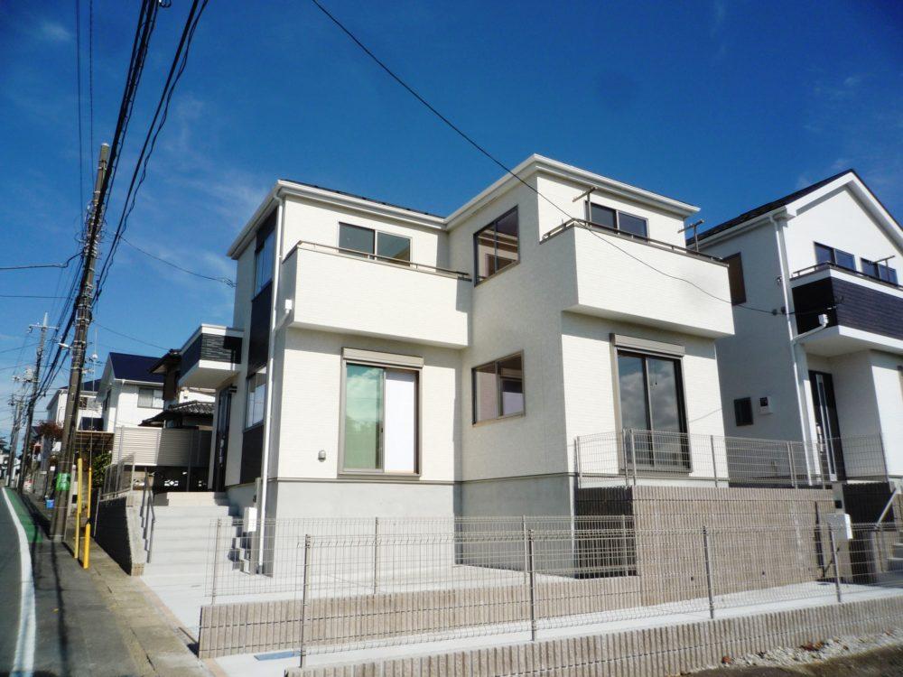 【成約済】宮前区犬蔵1丁目 新築戸建 全2棟 1号棟