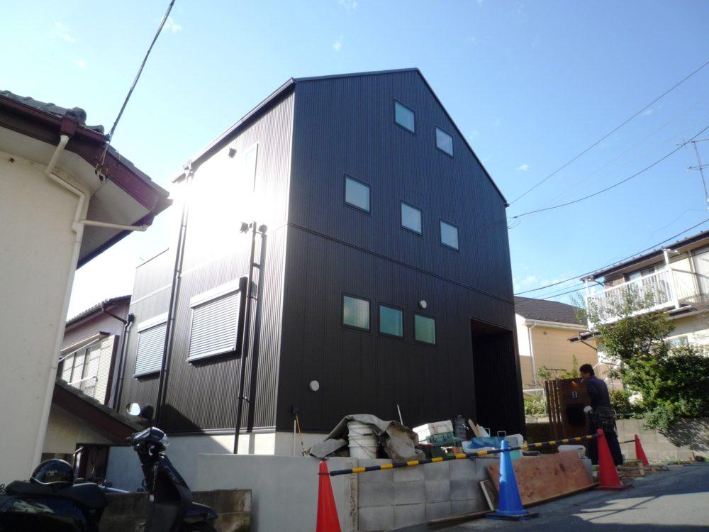 【成約済】宮前区初山1丁目 新築戸建