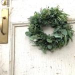 ★2020年11月★ 森の緑のクリスマスリース