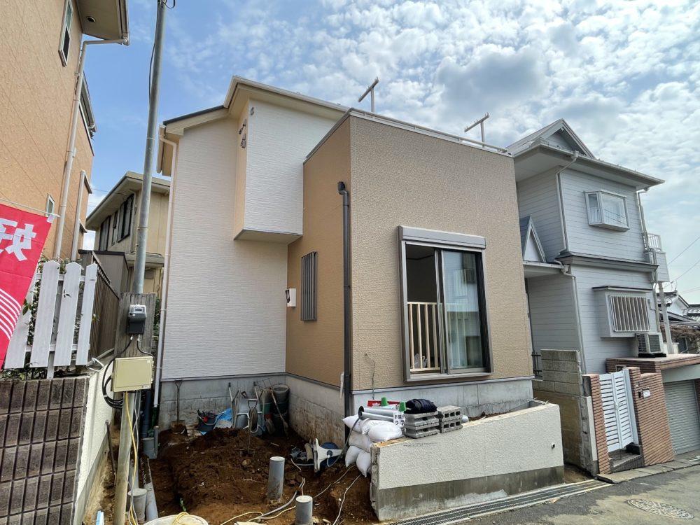 【成約済】宮前区平3丁目 新築戸建