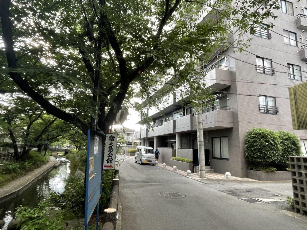 向ヶ丘遊園東ガーデンハウス 502号室